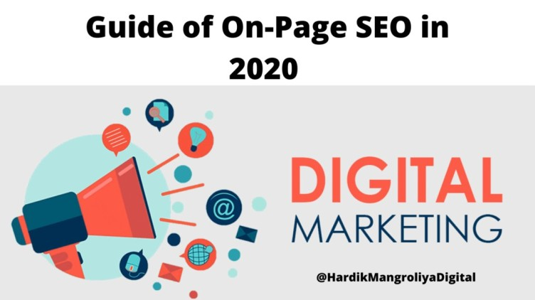 Guide of On-Page SEO in 2020