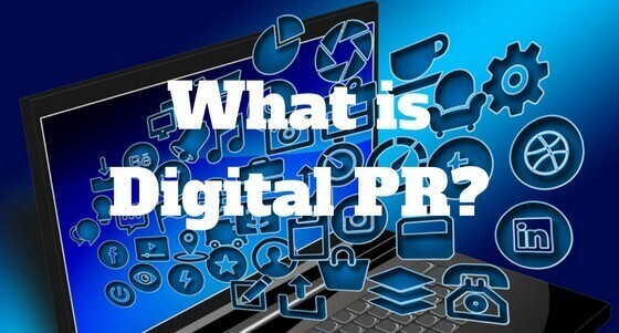What is Digital PR?