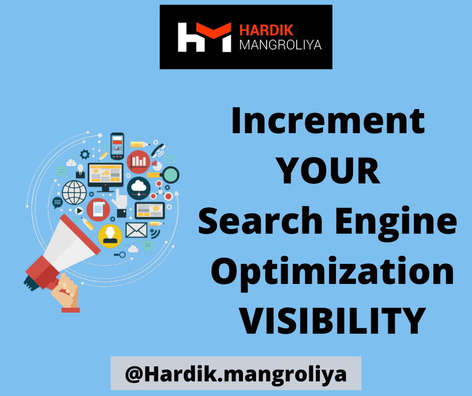 Increment YOUR SEO VISIBILITY