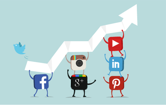 How to growth in social media