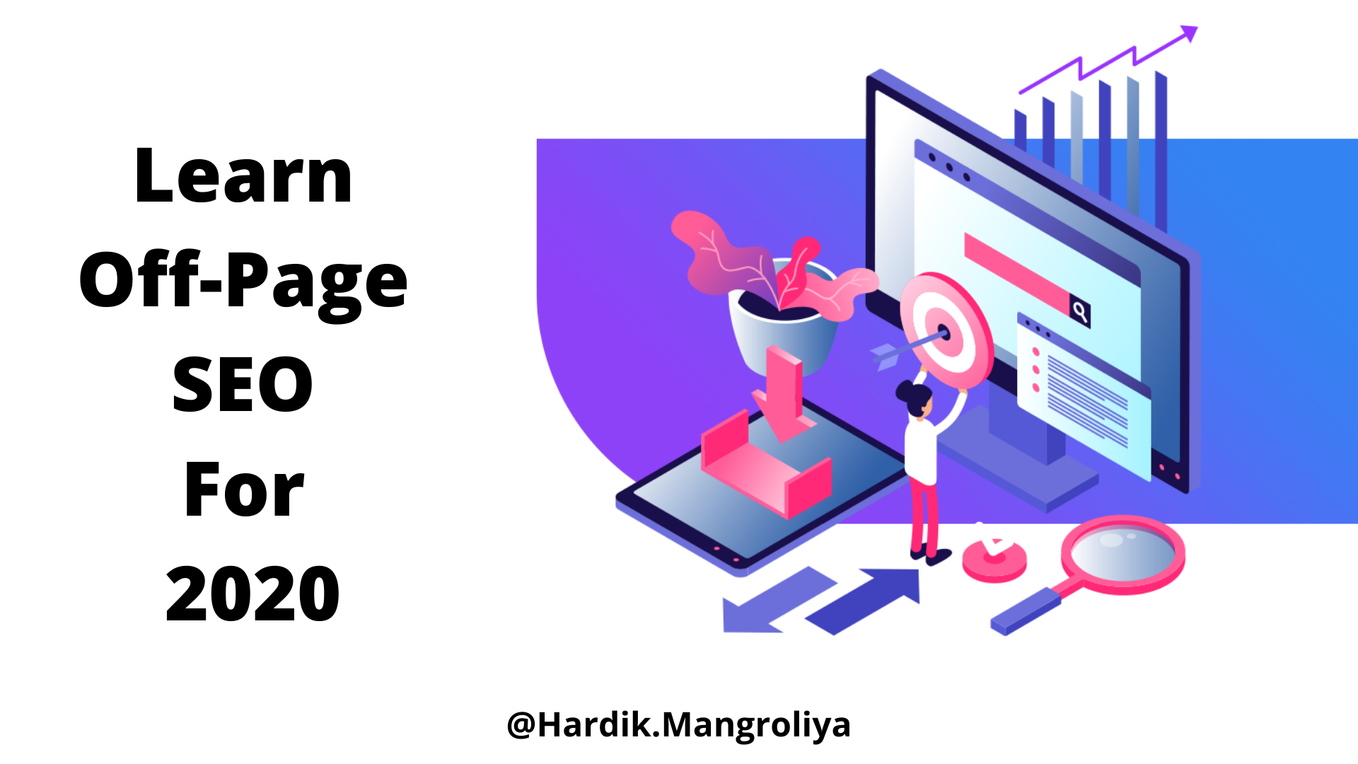 Learn Off-Page SEO For 2020?