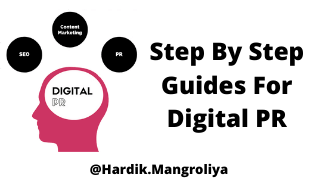 Step By Step Guides For Digital PR