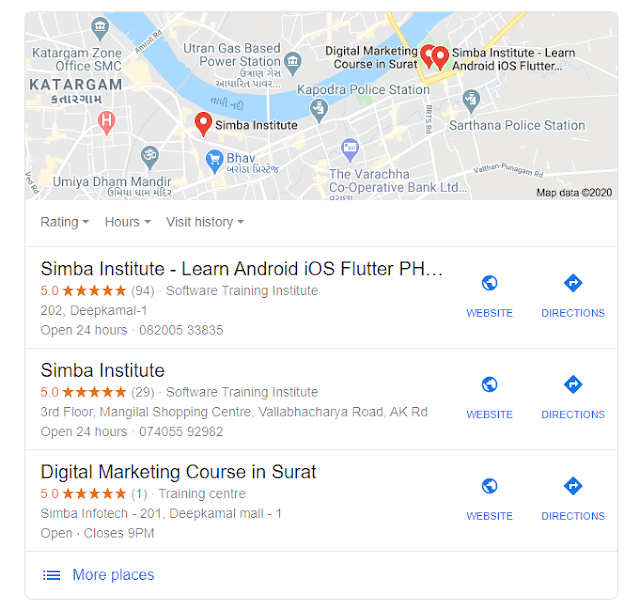 What are Local SEO